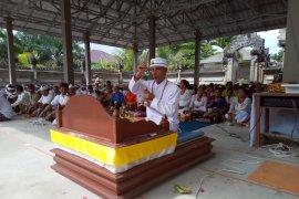Umat Hindu di Belitung rayakan Hari Raya Galungan