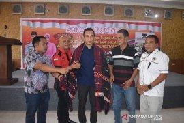 Tempati jabatan baru Wakapolrestabes Medan, insan pers Madina ulosi Irsan Sinuhaji