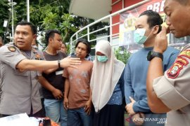 Dua pembuat video rekayasa di MH Thamrin terancam hukuman 10 tahun penjara
