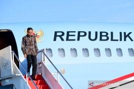 Presiden ke Riau dan Aceh resmikan pabrik dan tinjau jalan tol