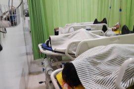 Tower telekomunikasi tumbang, tiga pekerja di Wampu Langkat meninggal