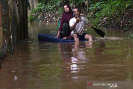 BMKG prediksi hujan di wilayah Jakarta pada Jumat pagi