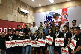 Kemenpora apresiasi lifter muda juara Asia