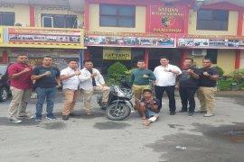 Polres Binjai ringkus DPO delapan kali pencurian sepeda motor