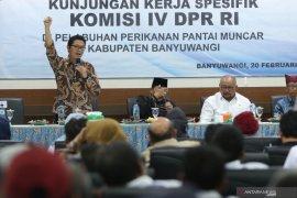 Kunjungan kerja spesifik komisi IV DPR RI