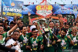 Kalahkan Persija, Persebaya juarai Piala Gubernur Jatim
