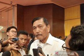 Luhut sebut kebijakan Menteri Kelautan Edhy Prabowo berdasarkan studi