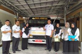 Pemerintah Kabupaten Bangka lengkapi fasilitas mobil Mas Jempol tagih pajak