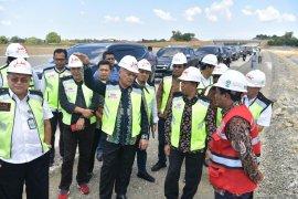 Presiden Jokowi akan tinjau jalan tol Sigli - Banda Aceh