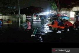 Banjir di Pekalongan, satu orang meninggal dan 818 orang mengungsi