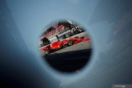 Ferrari lakukan persiapan yang berbeda di tes pramusim Barcelona