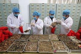 China catatkan 394 kasus baru virus corona, terendah sejak 23 Januari