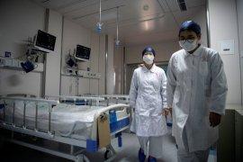 Hubei-China laporkan 349 kasus baru terinfeksi COVID-19