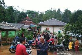 Tim gabungan lakukan pencarian balita terbawa arus sungai di Cianjur