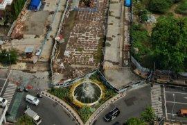 Jalan Yos Sudarso Surabaya dibuka separuh pada akhir Februari