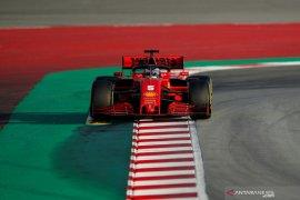 Binotto: Ferrari tak cukup cepat ketimbang mobil rival