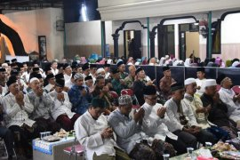 Ribuan warga kirim doa untuk almarhum Wawali Kediri Lilik Muhibbah