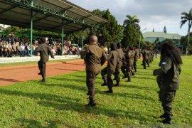 333 putra-putri Papua pegawai di 37 BUMN tampilkan atraksi bela negara
