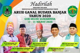 "KBBKT siap gelar ""Aruh Ganal"" budaya Banjar 2020"