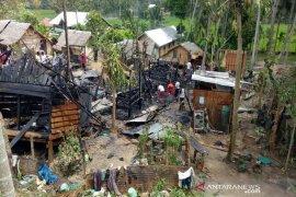 11 bilik dayah di Aceh Utara terbakar