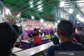 Diduga jadi ajang judi, pasar malam di Padangsidimpuan diprotes warga