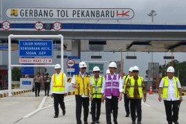 Jokowi: Pembangunan jalan tol jangan tunggu IRR tinggi. Apa itu IRR?