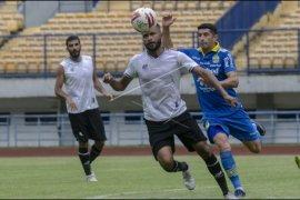 Uji coba Persib vs Persikabo jelang Liga 1 2020