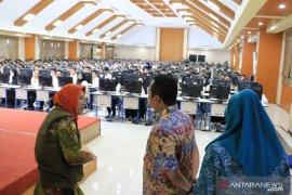 Wali Kota Arief berharap seleksi CPNS hasilkan lulusan terbaik