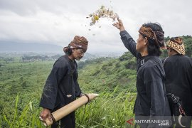 Peringatan 15 tahun tragedi longsor sampah di eks TPA Leuwigajah