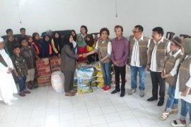 SMC bantu Islamic Centre dan Mambre GKPI