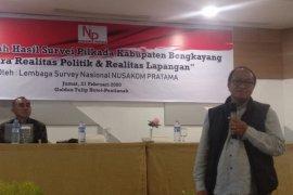 Survei : Sebastianus Darwis paling dipilih warga Bengkayang untuk pilkada