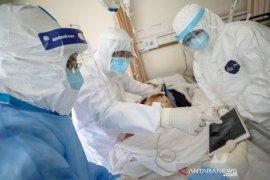 Hingga Jumat,  China catat 76.288 kasus corona dengan 2.345 kematian
