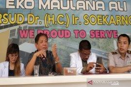 RSUP Soekarno Bangka Belitung nyatakan ND negatif terpapar virus corona
