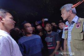 Gubernur Jateng sampaikan duka untuk ratusan pelajar SMPN 1 Turi
