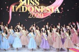 Malam puncak Miss Indonesia 2020