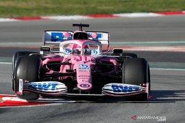 Racing Point ambil risiko besar dengan desain mobil mirip Mercedes