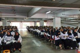55 penyandang disabilitas ikut tes SKD CPNS 2019