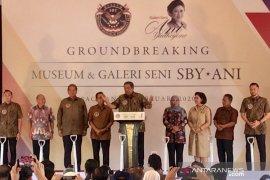 Museum di Pacitan amanah Ani Yudhoyono
