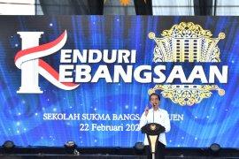 Presiden berharap anggaran Aceh bermanfaat bagi rakyat