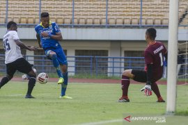 Uji Coba Persib Bandung melawan Persikabo