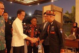 Jokowi bermalam di Kyriad Muraya Hotel Aceh
