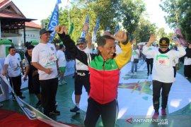 """Ribuan pelari meriahkan """"Gemilang Run 10K"""" Kabupaten Gorontalo"""