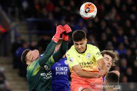 Klasemen Liga Inggris: Man City menang pangkas keunggulan Liverpool