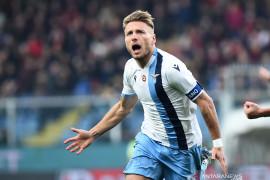 Liga Italia: lazio amankan tiga poin dari kandang Genoa