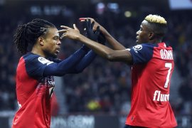 Liga Prancis, Loic Remy dan Renato Sanchez antar Lille atasi Toulouse