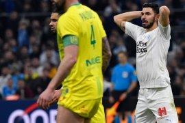 Marseille di markas sendiri dipermalukan Nantes 1-3