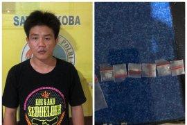 Polisi Binjai tangkap pengedar sabu-sabu