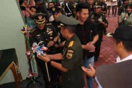 Pangdam I/BB: Rindam candradimuka pembentukan Prajurit TNI