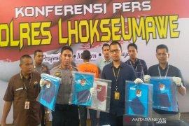 Sempat kabur ke luar negeri, PJ kades di Aceh Utara diringkus polisi