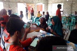 PMI distribusikan bantuan nontunai untuk korban gempa di Parigi Mautong